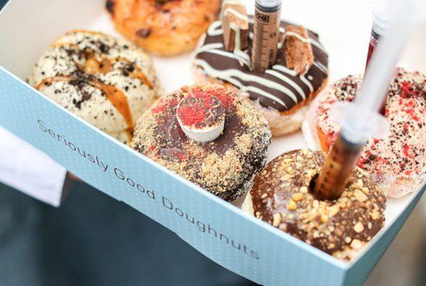 Doughnuts on Chapel Street