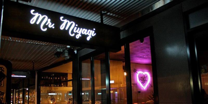 Mr Miyagi Windsor
