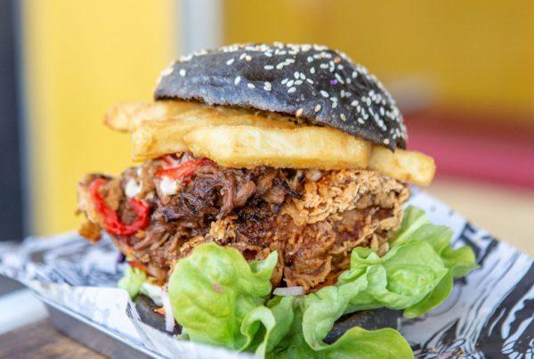 kung fu burger