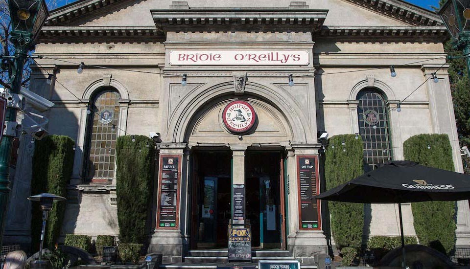 Bridie O'Reilly's Chapel Street South Yarra