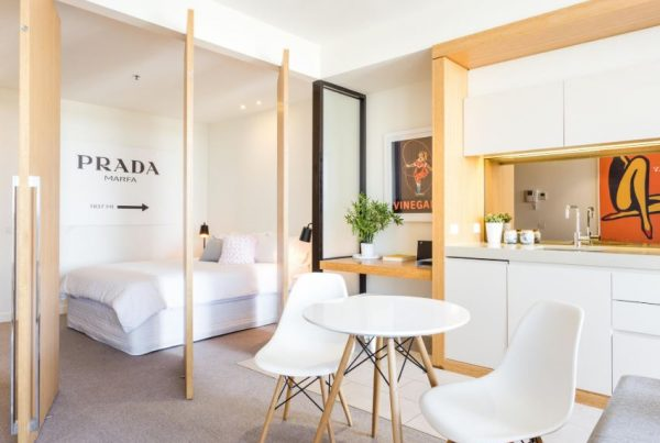 South Yarra city view apartment