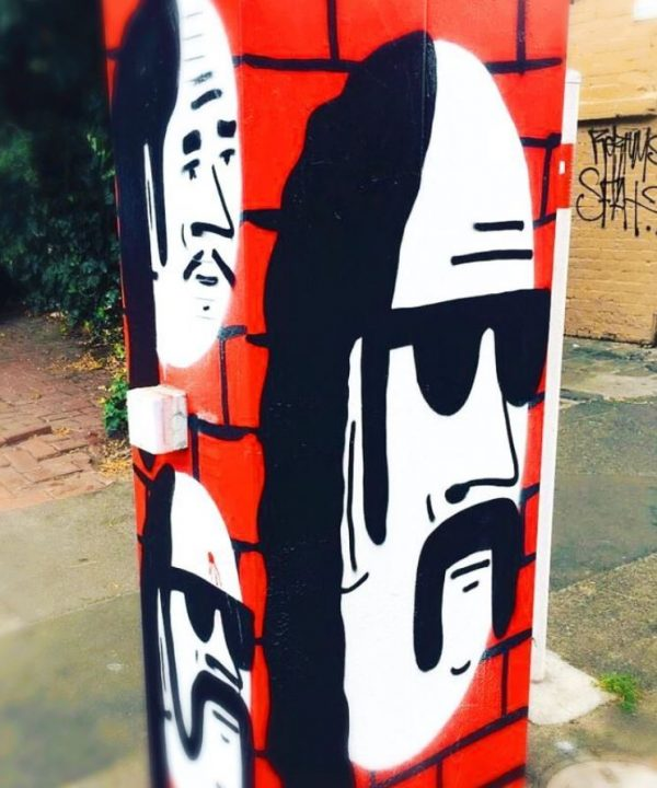 Tom Gerrard Traffic Light Box