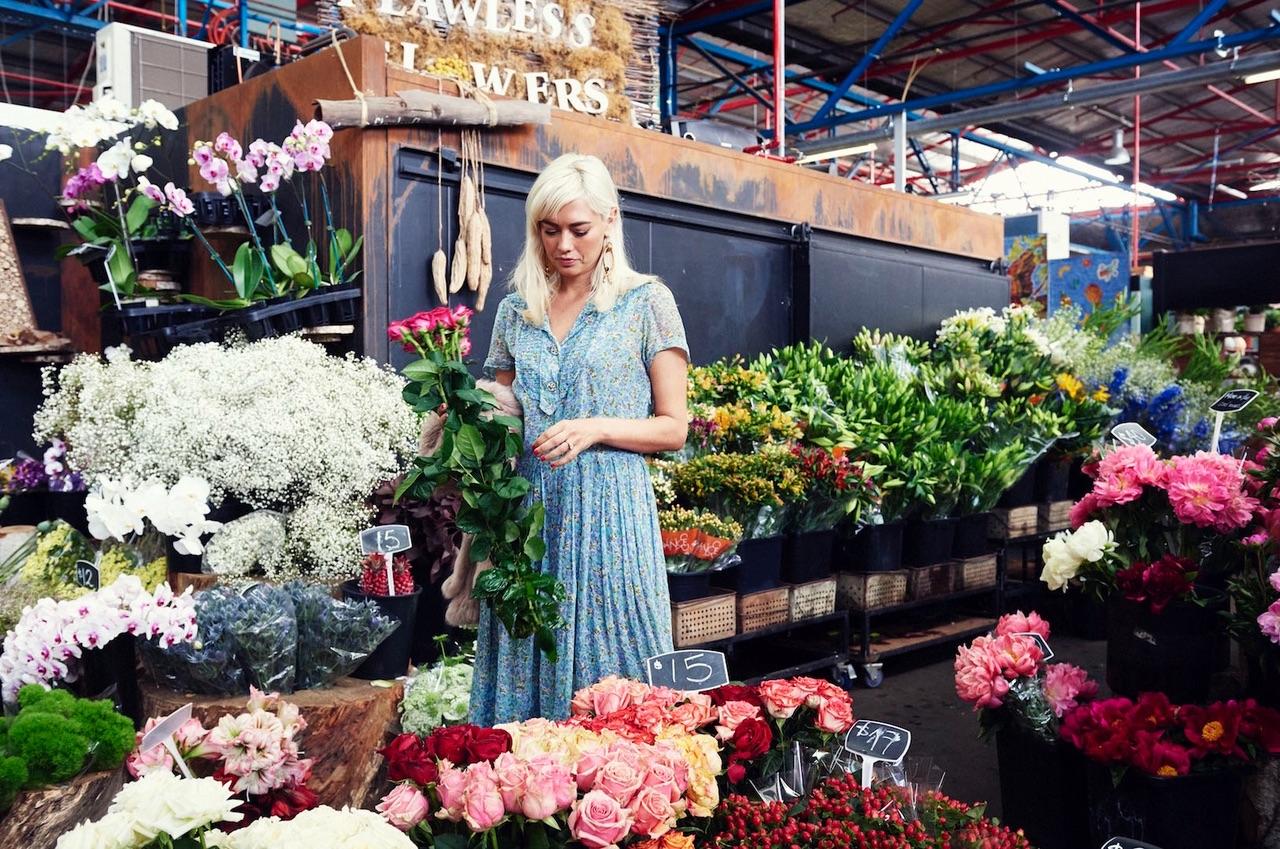 Flawless Flowers Prahran Market