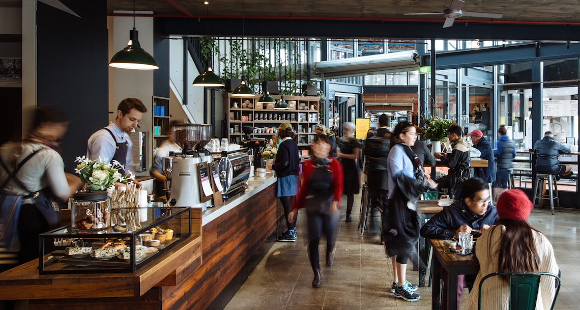 Market Lane Coffee Prahran Market