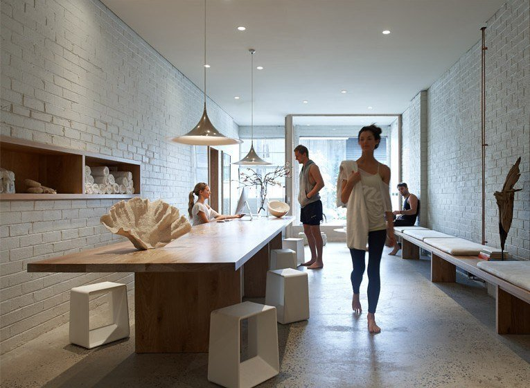 Rob Mills Architecture Chapel Street One Hot Yoga