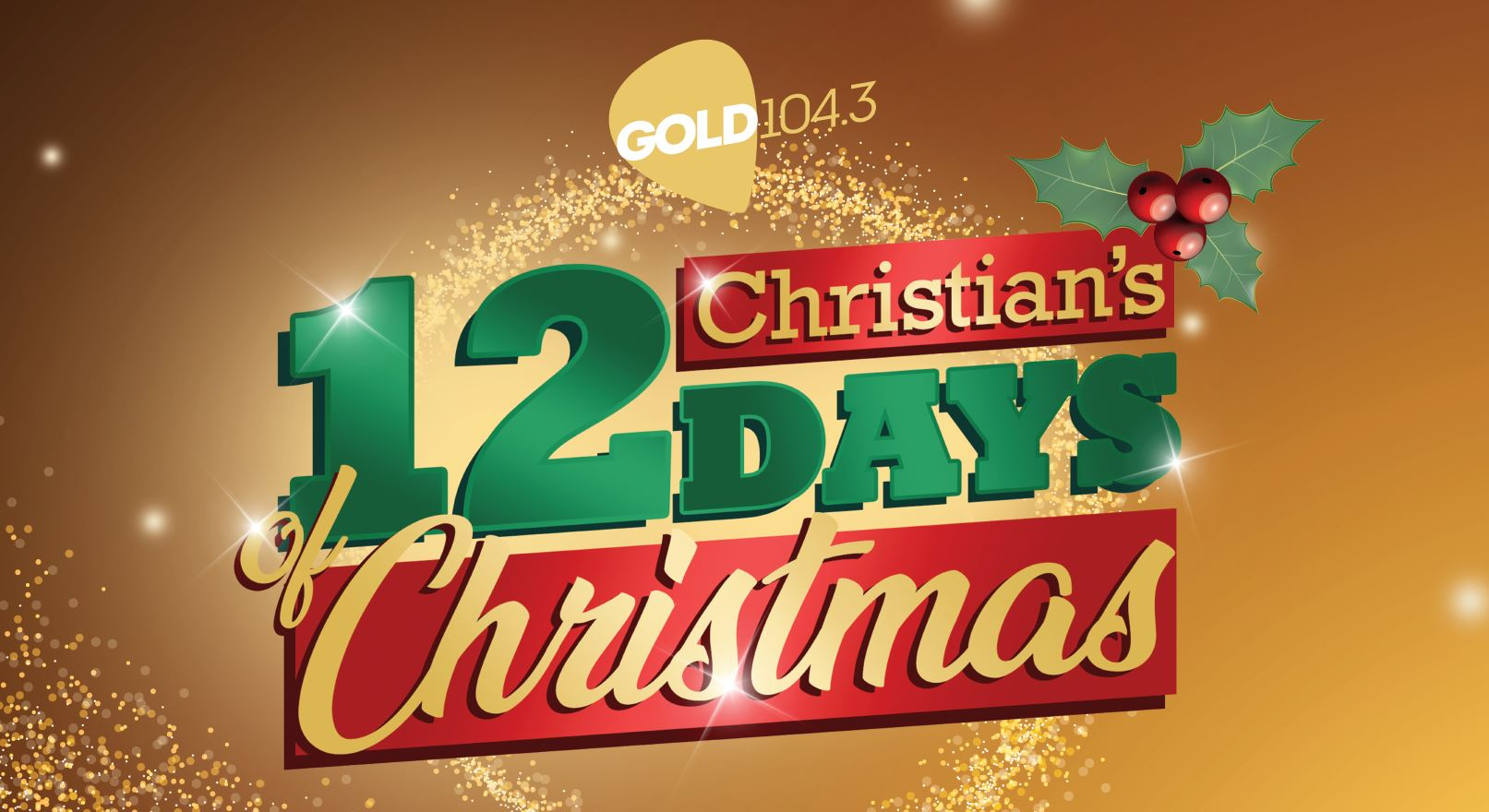 GOLD104.3 12 DAYS OF CHRISTMAS