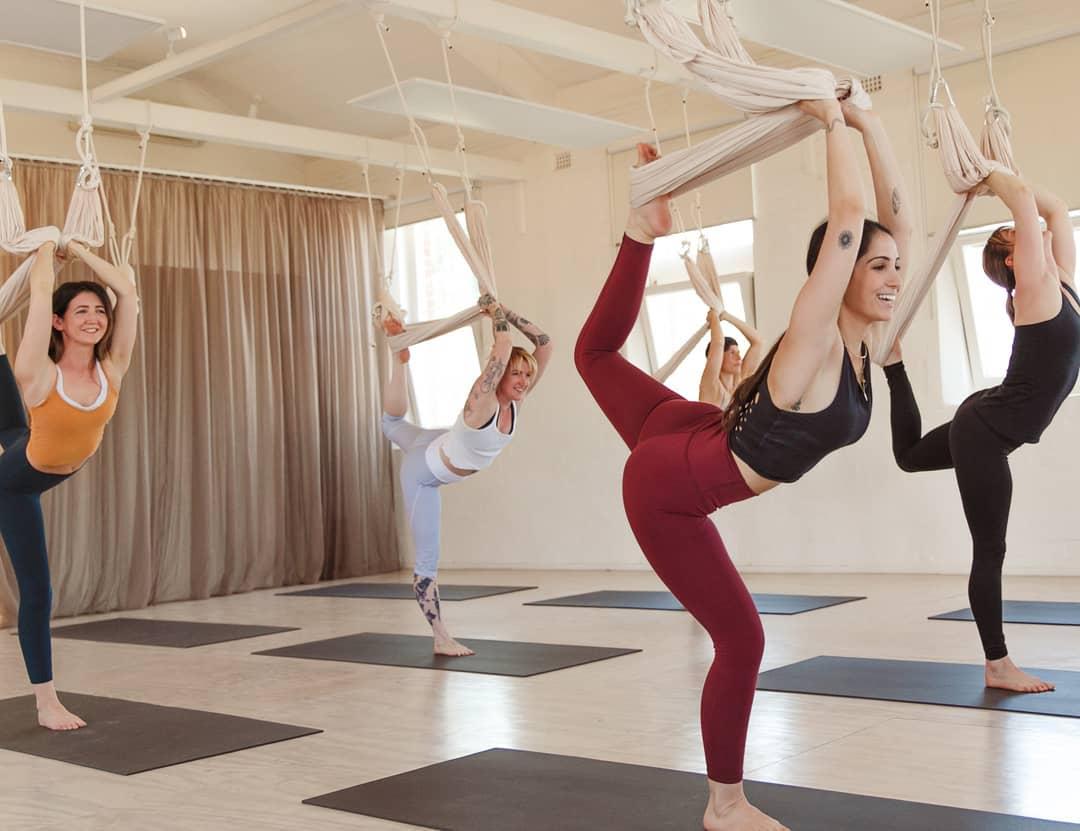 Body Flow Yoga Chapel Street
