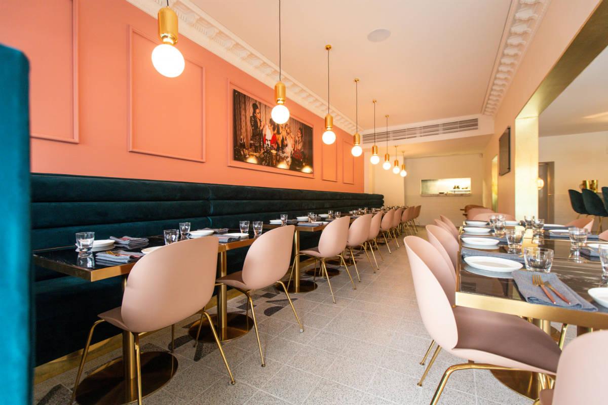 The Greville Restaurant 7