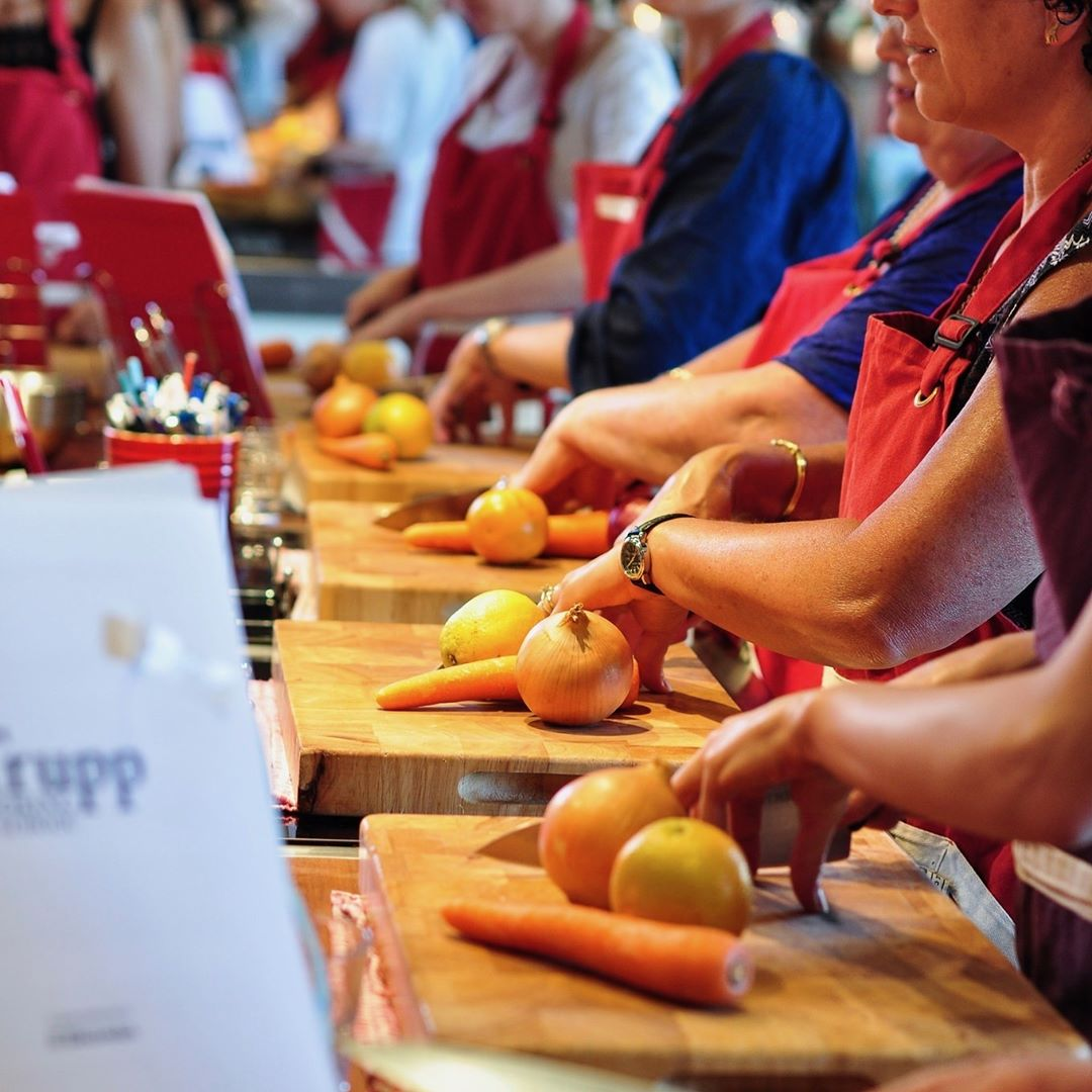 Trupp Cooking School