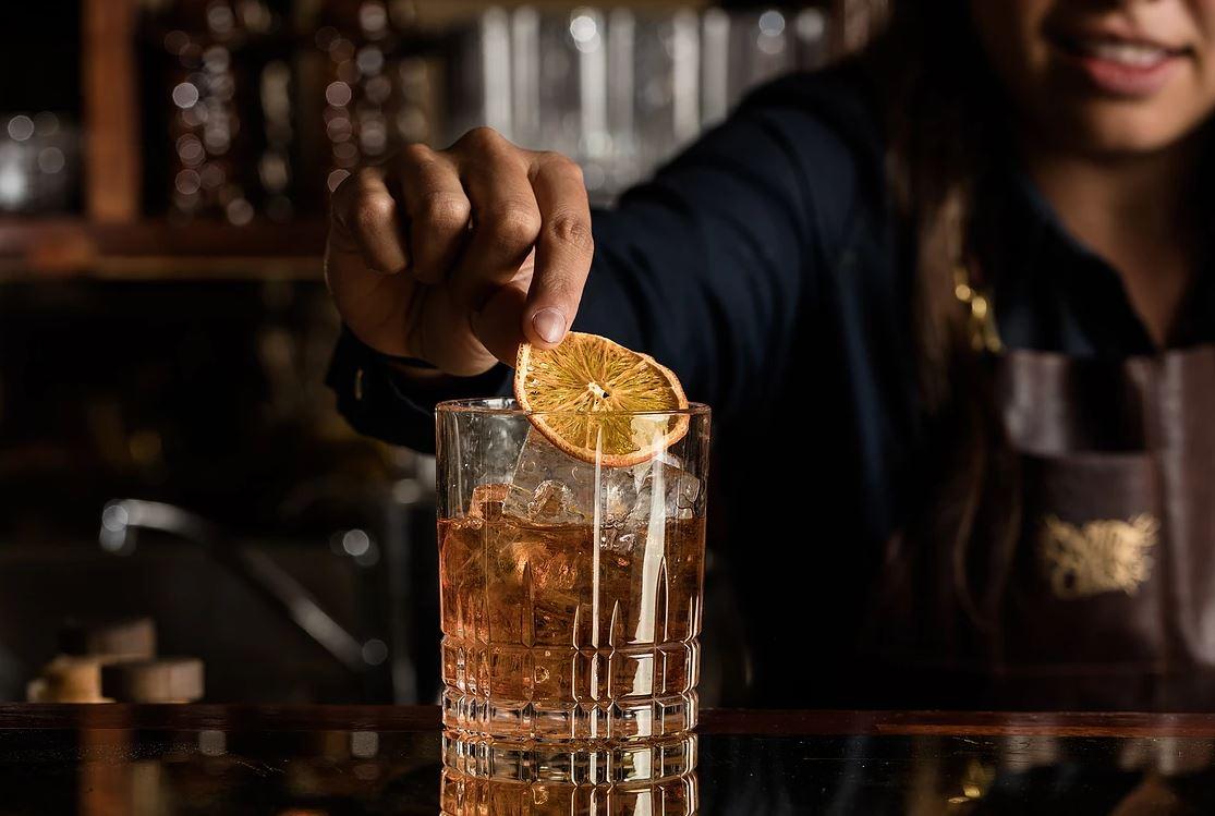 White Oaks Saloon Cocktail
