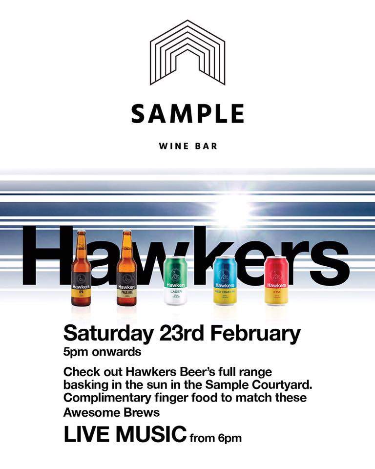 Hakwers Sample Wine Bar