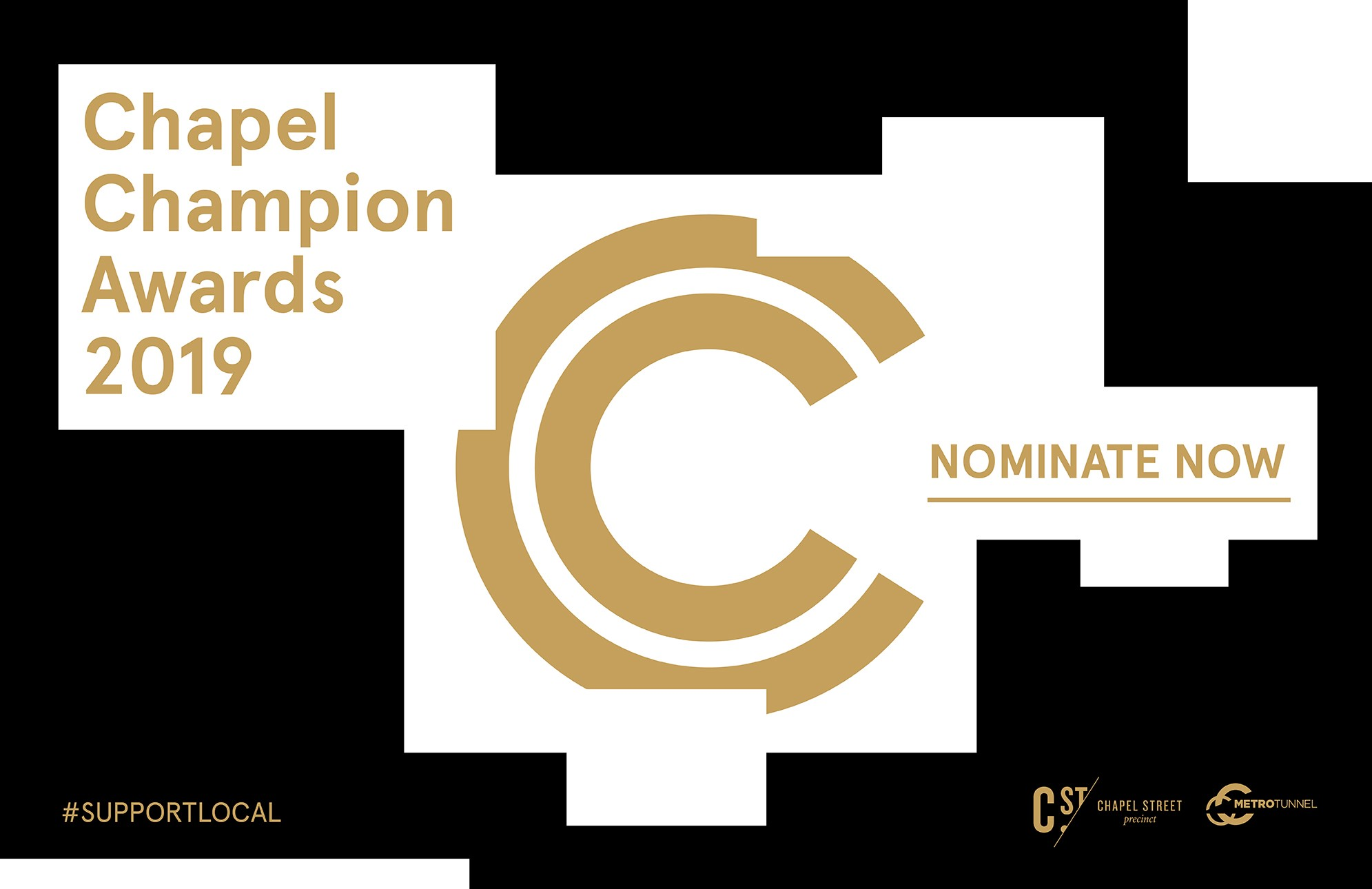 Chapel Champion Awards 2019